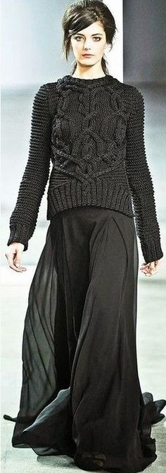 Derek Lam - Autumn Winter 2012