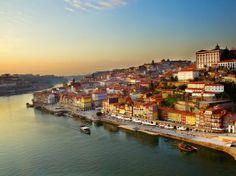 Passeio Rio Douro - Entre os mais importantes rios da Europa, o Douro apresenta belas paisagens em sua trajetória