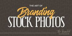 Six newbie friendly techniques for branding stock photography, so you can create a signature style across your images that people will instantly recognize you by. Free Photo Filters, Create A Signature, Photography Filters, Graphic Design Tips, Web Design Inspiration, Photoshop Tutorial, Color Theory, Photography Tutorials, Fashion Branding