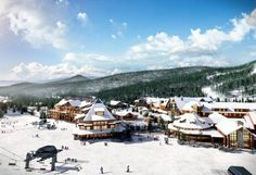 Stowe Mountain Lodge Vermont Ski Resorts, Luxury Resorts, Collaboration, Skiing, Mountains, World, Travel, Lugares, Ski