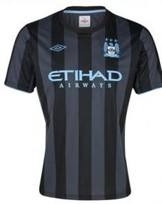 12/13 Manchester City Jersey 3rd Soccer Jersey For Kids