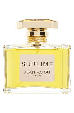 Sublime by Jean Patou Eau de Toilette available at #Nordstrom