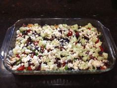 The BEST Greek Dip EVER! - Comfy in the Kitchen