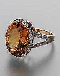 Harry Ivens Goldberyll-Ring