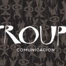 Somos TROUPE, Comunicación Estratégica sin fronteras. Somos un colectivo de profesionales del diseño, del arte, de la comunicación, y de la gestión productiva en el ámbito de las industrias culturales. Conjugamos la planificación y la gestión de todo tipo de proyectos comunicacionales, aplicando las acciones especializadas para cada caso.
