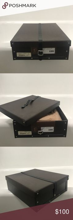 Azzedne Alaia Shoe Box Azzedne Alaia Shoe Box Alaia Other