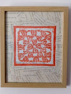 A personal favourite from my Etsy shop https://www.etsy.com/au/listing/247867310/limited-edition-framed-granny-square