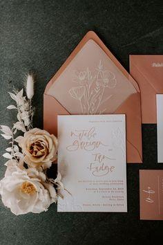 Fall Wedding, Our Wedding, Dream Wedding, Luxury Wedding, Custom Invitations, Invitation Design, Invites, Invitation Suite, Wedding Stationary