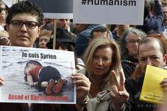 水死したシリア難民男児の親族、カナダが受け入れへ