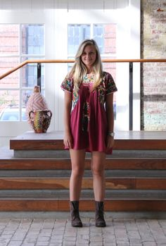 Office Style: Fall and Floral  http://blog.freepeople.com/2012/10/office-style-fall-floral/#