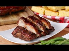 One-Pan BBQ Baby Back Ribs - YouTube