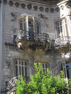 Casa De Los Lirios - Buenos Aires Art Nouveau - Argentina