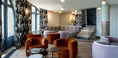 Luxury Hotels: Discover Jaw Dropping Castelbrac Dinard Hotel | #hotelinteriordesigns #lboutiquehotels #luxuryhotels| See also: http://hotelinteriordesigns.eu/ @brabbu