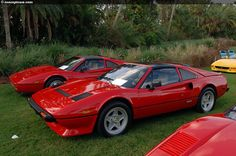 The Ferrari 308 GTB was introduced at the Paris Salon in 1975 and was Ferrari's second V8-engined road car. Description from conceptcarz.com. I searched for this on bing.com/images