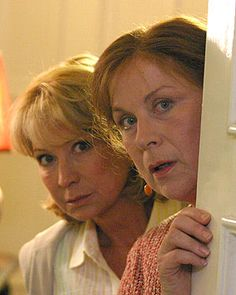 I love Rosemary  Thyme (Felicity Kendal and Pam Ferris) - so fun! Also: Murder mystery + gardening + grand dames of acting + Land Rover = a very English show