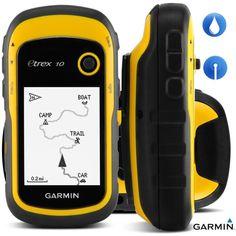 Garmin eTrex 10 GPS Geocaching 010-00970-00