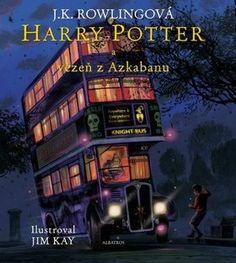 Harry Potter a vězeň z Azkabanu - J. K. Rowlingová