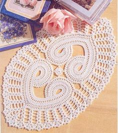 crochet -- free doily patterns