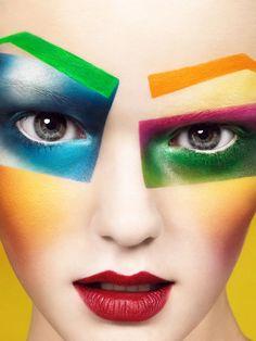 make-up-is-an-art:  Photographer: Studio Mierswa Kluska MUA: Loni Baur