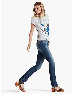 Straight Leg Jeans for Women | Lucky Brand