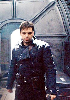 -Darn it Bucky, not everything is a photoshoot- WORK IT BUCKY.