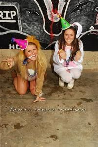 party animal costume. http://ideas.coolest-homemade-costumes.com/2012/09/12/coolest-party-animal-costumes/