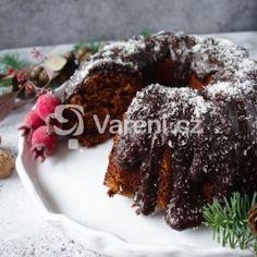 Marmeládová bábovka Meat, Desserts, Food, Tailgate Desserts, Deserts, Essen, Postres, Meals, Dessert