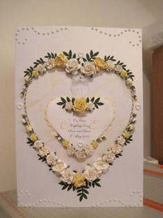 Wedding Card & Box
