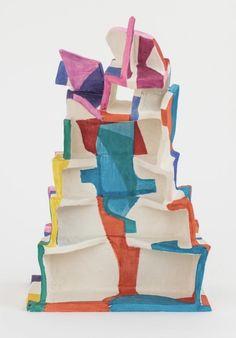 JoAnne Greenbaum Art Walk, My Arts, Sculpture, Ceramics, Contemporary, Cake, Artists, Ceramica, Pottery