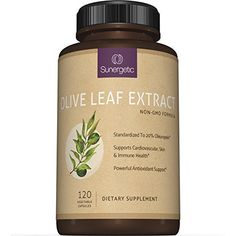 Why do you need Olive Leaf Extract? The olive tree (Olea europaea) has been a vital part of Mediterranean and European cultures for centuries. Diets rich in olives and olive oil have shown numerous health benefits in recent years. Olive leafs feature a potent and natural antioxidant oleuropein,... more details at http://supplements.occupationalhealthandsafetyprofessionals.com/herbal-supplements/olive-leaf/product-review-for-best-olive-leaf-extract-capsules-standardized-to-20-