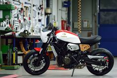 Yamaha XSR700 From Mathys Motos