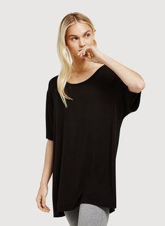 Women's T-Shirts: Cashmere T-Shirts & More | Kit and Ace