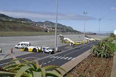Funchal Airport Madeira