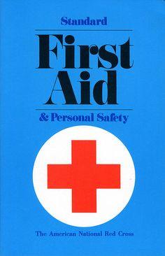 First Aid. No designer credit.