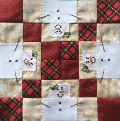 Page 55 - Starting Point Quilting Projects, Quilting Designs, Sewing Projects, Quilting Ideas, Christmas Sewing, Christmas Crafts, Christmas Blocks, Xmas, Christmas Quilting