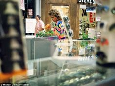 vintage everyday: Incredible Photos of America's Malls in the 1980's