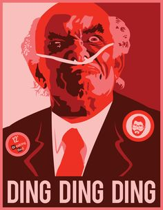 The best quotes of Breaking Bad! ~Ding Ding Ding! - Tio Salamanca -