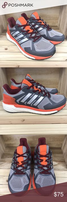 06d4300f41d6 Adidas Supernova Boost Men s 7 BB0992 These shoes are new with out the box.  Never