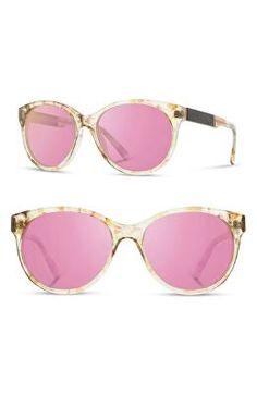 b15f8fce35 SHWOOD Designer  Madison  54mm Polarized Sunglasses