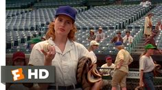 Dottie Catches a Fast Ball - A League of Their Own