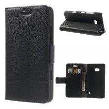 Capa Nokia Lumia 930 Livro Carteira Preta 9,99 €