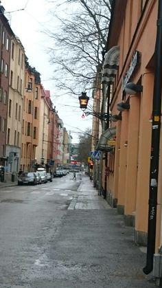 Streets of Stockholm,Sweden