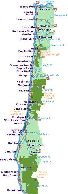 Oregon Coast 12 Reasons the Oregon Coast is Even Better than
