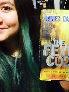 Just read The Fever Code! And every grader should read it. Like me, lORDGOlEMORD!