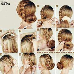 Estos peinados están inspirados en esas chicas que aman tener un estilo único y estar siempre bell...