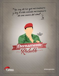 Chávez-Eternamente Rebelde