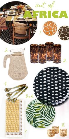 out of africa. via http://cocokelley.blogspot.co.uk