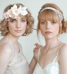 Sophisticated Bridal Hairstyle Ideas #bridal #hairstyle #bridalhairstyle #weddinghair