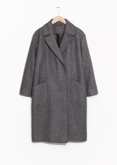 & Other Stories | Oversized Wool Coat