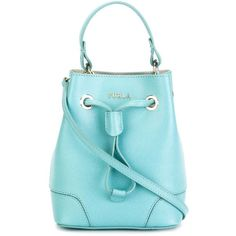 Furla Stacy Shoulder Bag ($115) ❤ liked on Polyvore featuring bags, handbags, shoulder bags, blue, blue shoulder handbags, shoulder bag handbag, shoulder hand bags, furla purses and blue purse